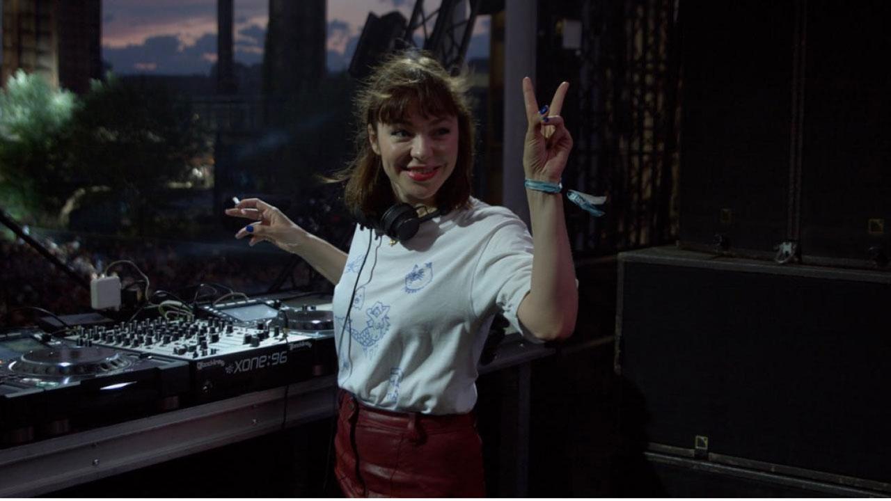 Clubbing Experience with Nina Kraviz - Jäger Stage @ Kappa FuturFestival 2019