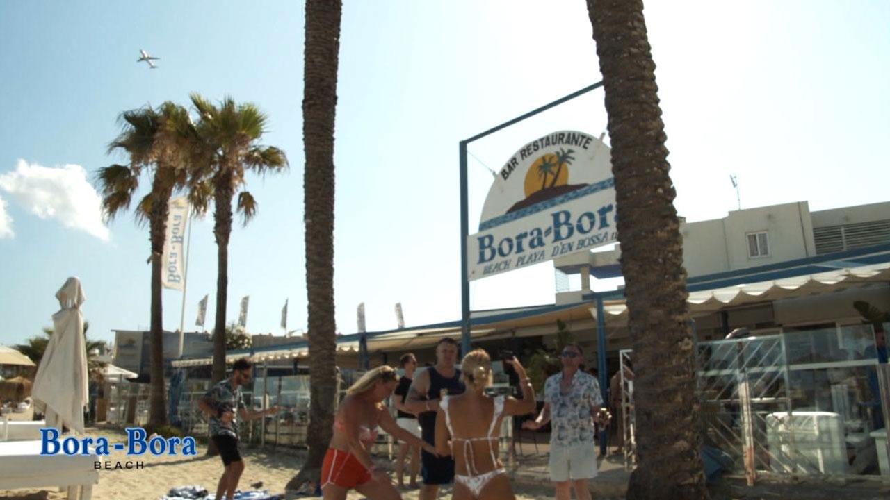 A tour of Bora Bora Ibiza