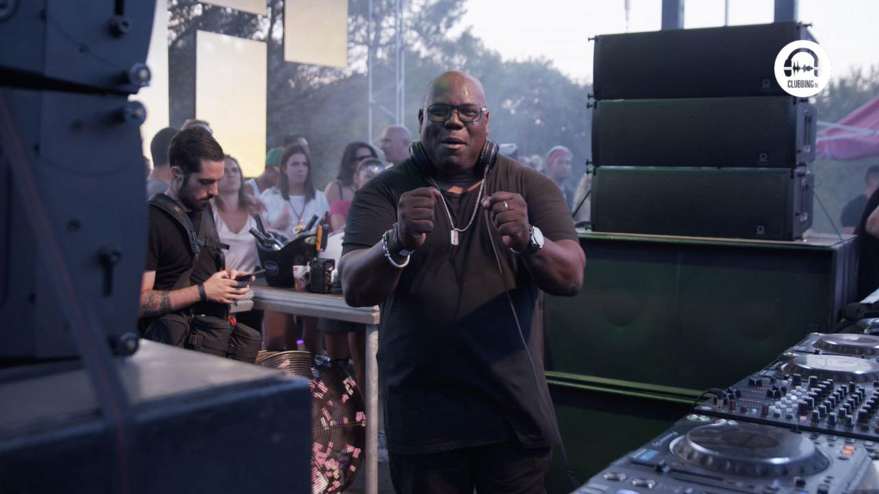 Clubbing Experience with Carl Cox @ Family Piknik 2019