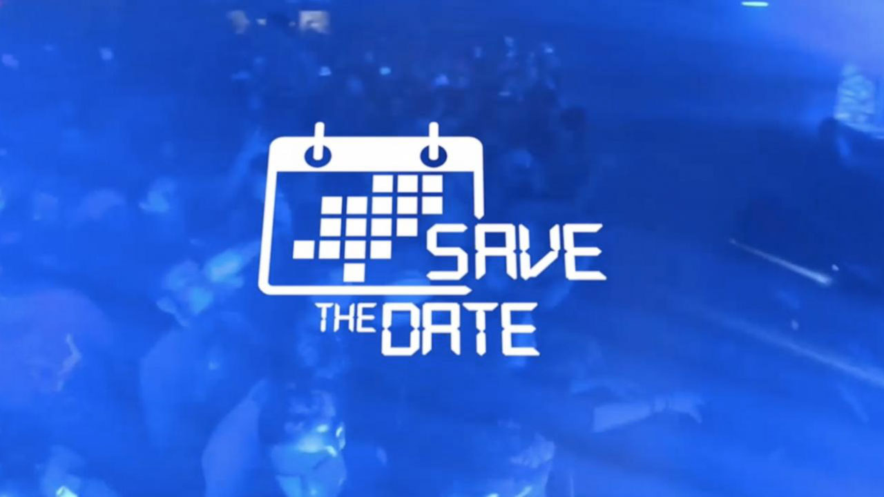 Save The Date Friday 27/09