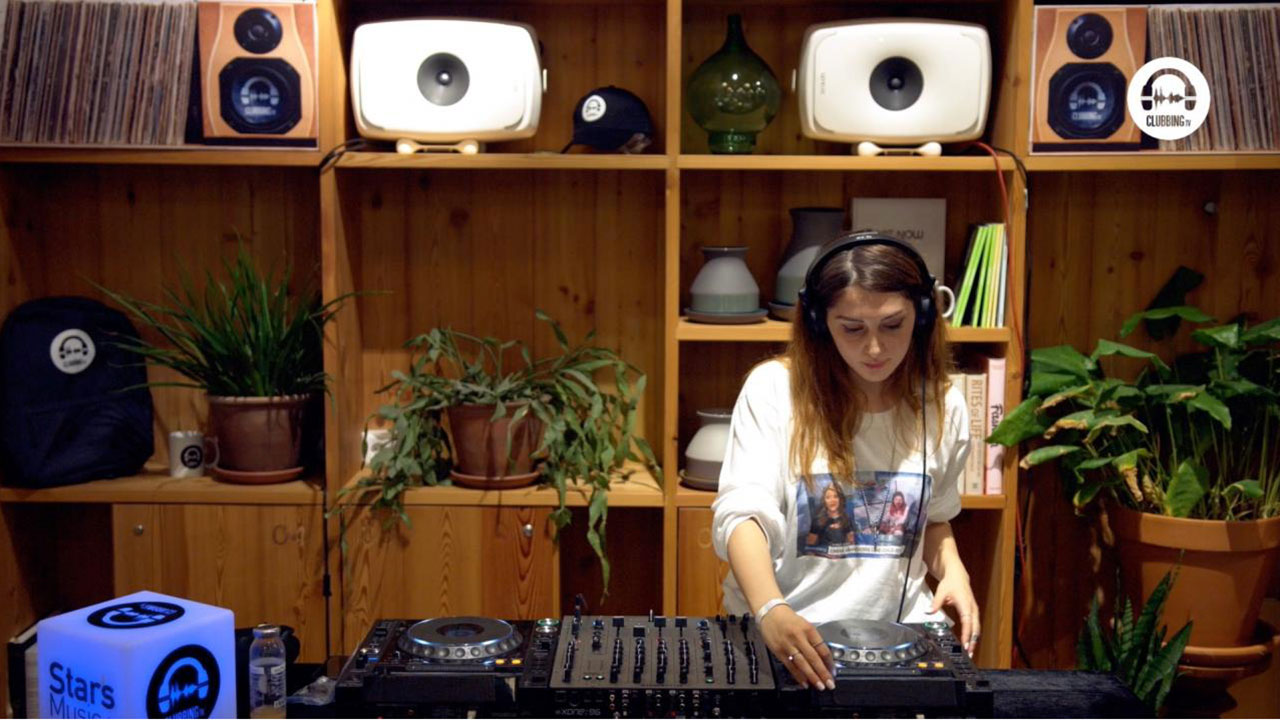 Live DJ Set with Sophia Saze @ ADE 2019