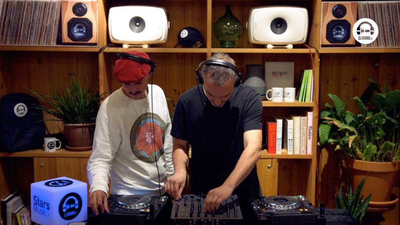 Live DJ Set with Frankey & Sandrino @ ADE 2019