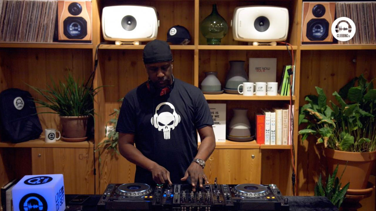Live DJ Set with Todd Terry @ ADE 2019