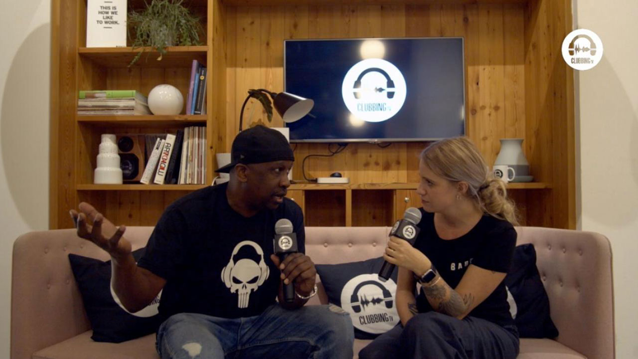 Rendez-vous with Todd Terry @ ADE 2019