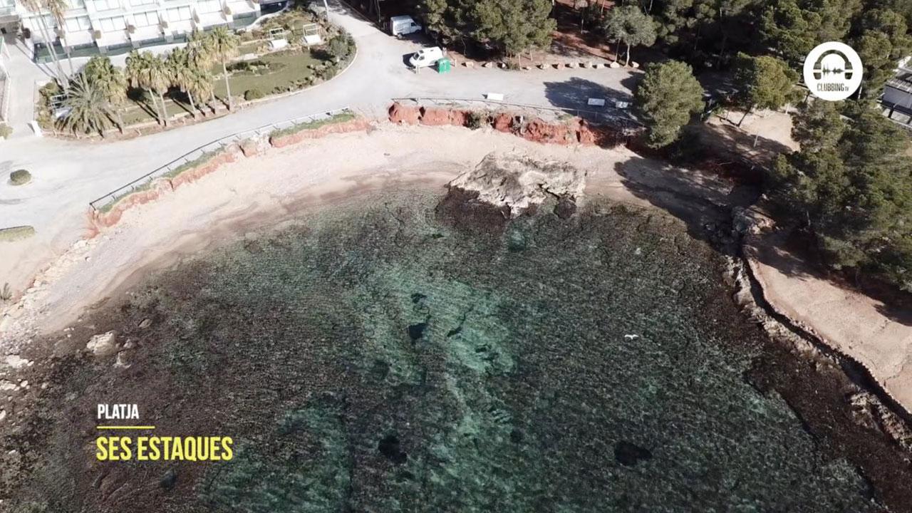 Ibiza Beaches – Platja de Ses Estaques