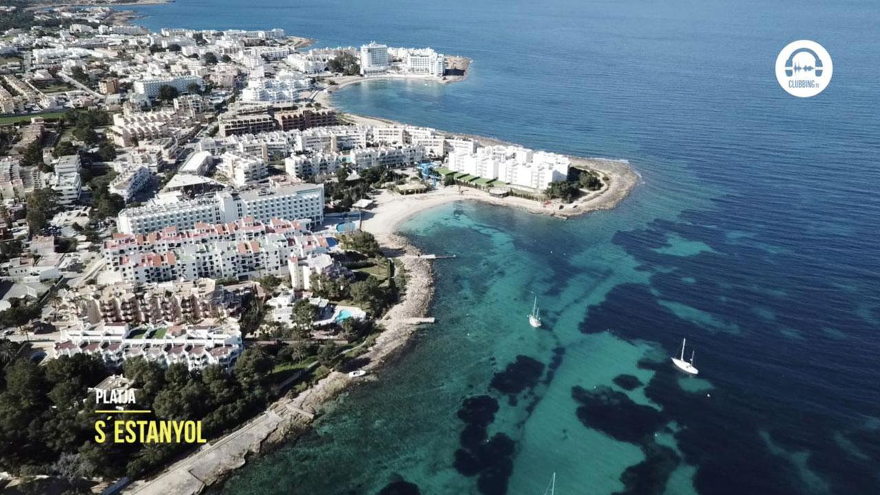 Ibiza Beaches – Platja de s'Estanyol