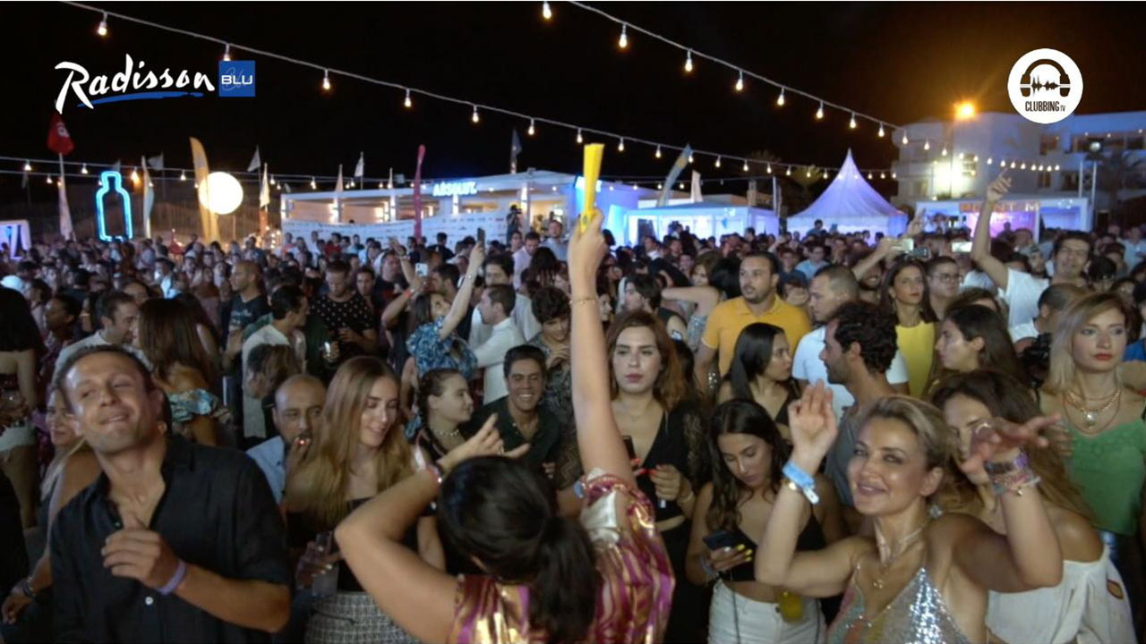 Radisson Blu Djerba Beach Party - Day 1
