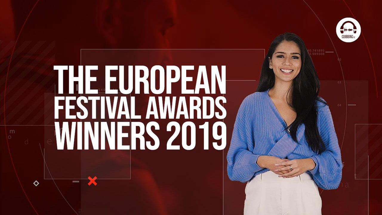 Clubbing Trends N°81 : The European Festival Awards Winners 2019
