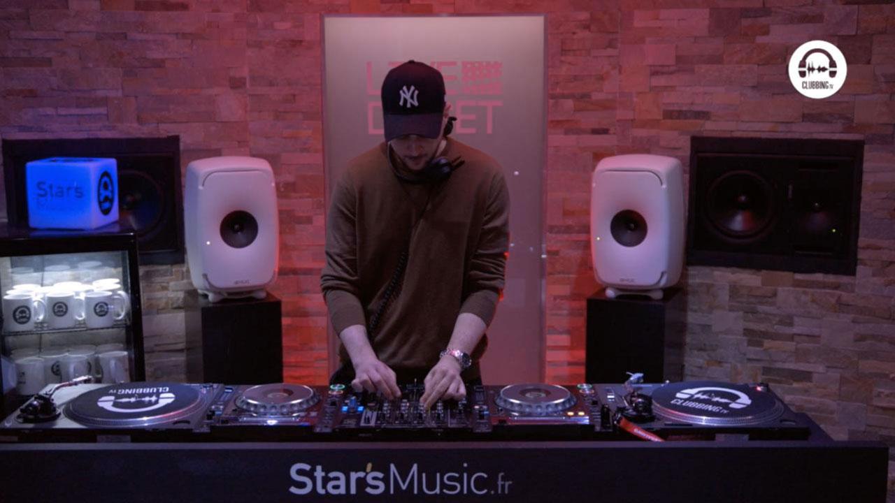 Live DJ Set with Holdtight