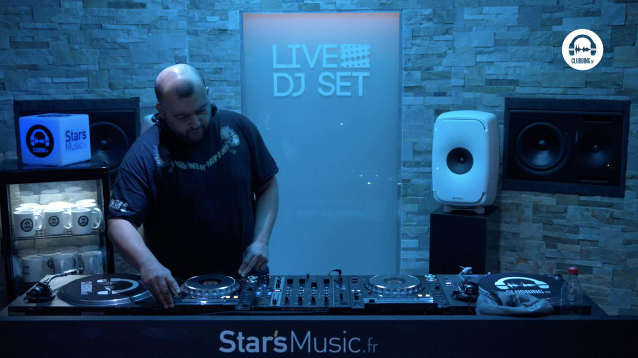 Live DJ Set with Radium