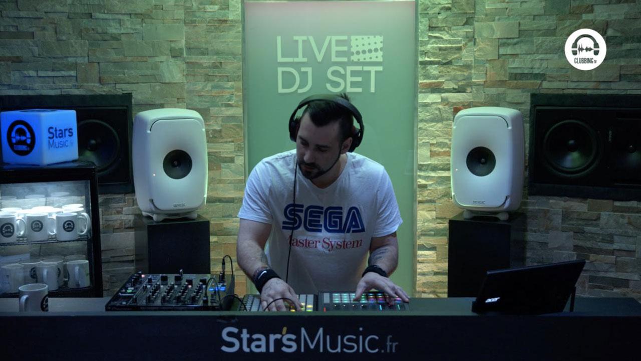 Live DJ Set with Darktek