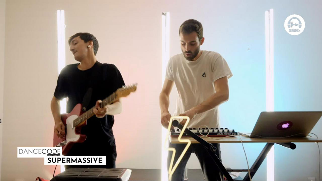 Home Session with Supermassive - Dancecode