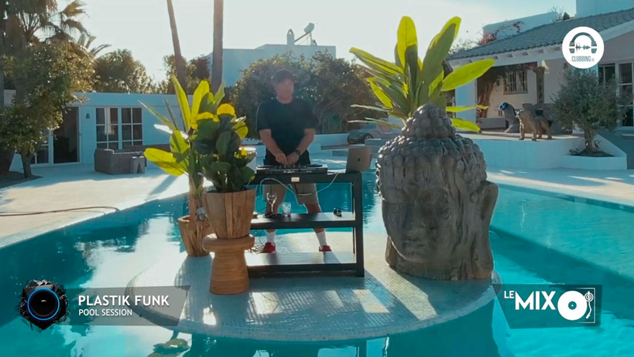 Plastik Funk | Pool Session
