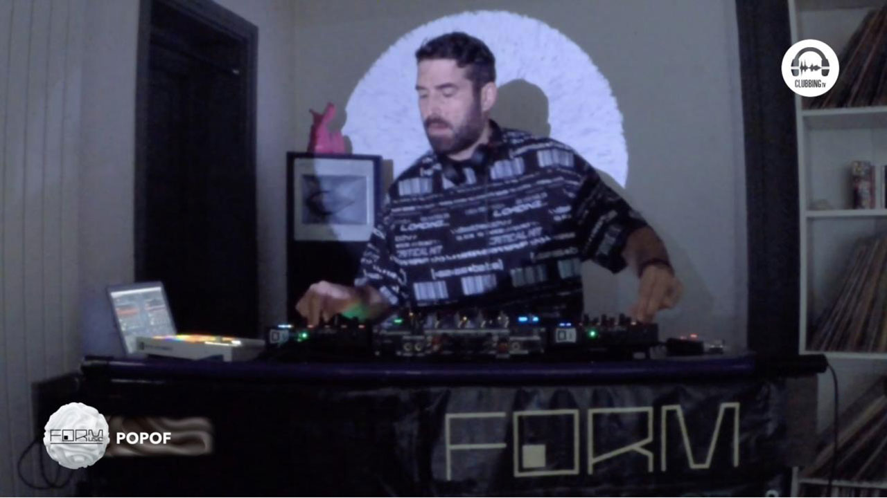 Home Session with Popof - Form