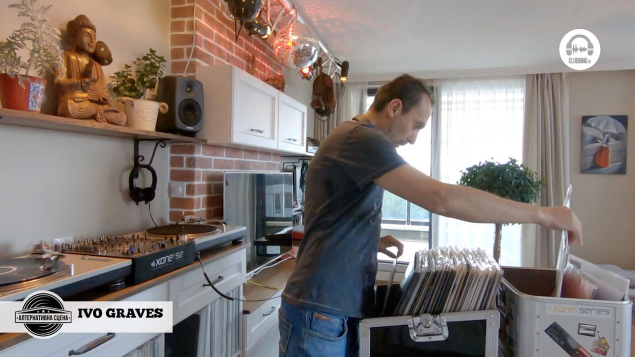 Home Session with Ivo Graves - Stay Home Bulgaria