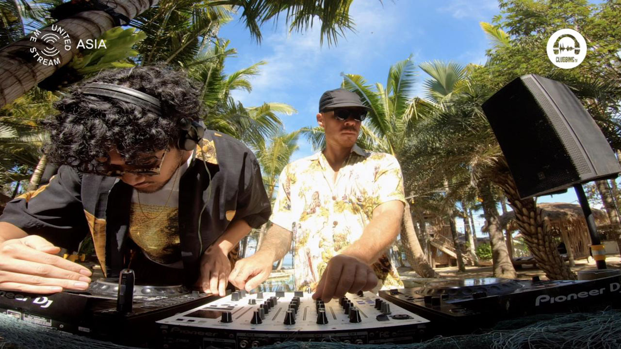 United We Stream Asia #11 La Brisa - Bali with Andy Chunes b2b Equal Who
