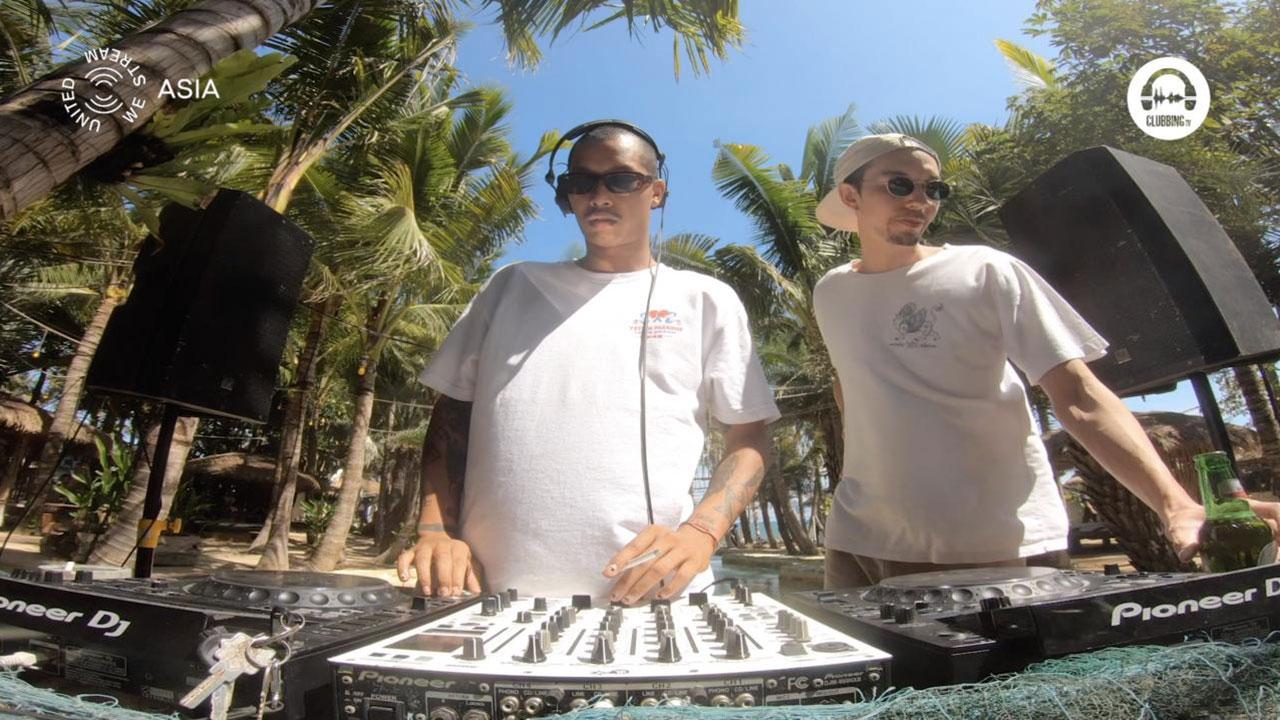United We Stream Asia #11 La Brisa - Bali with PNNY