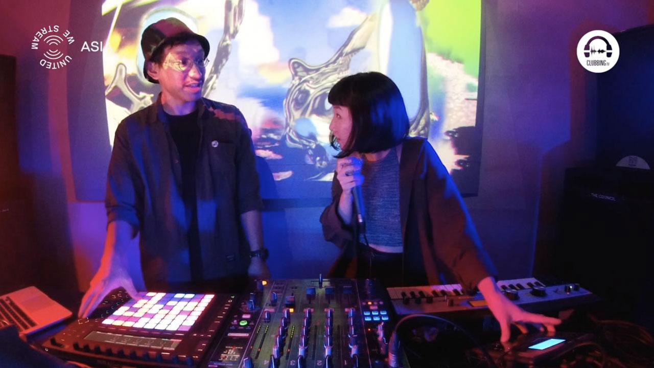 United We Stream Asia #17 Singapore - Somewhere with .gif (Live)