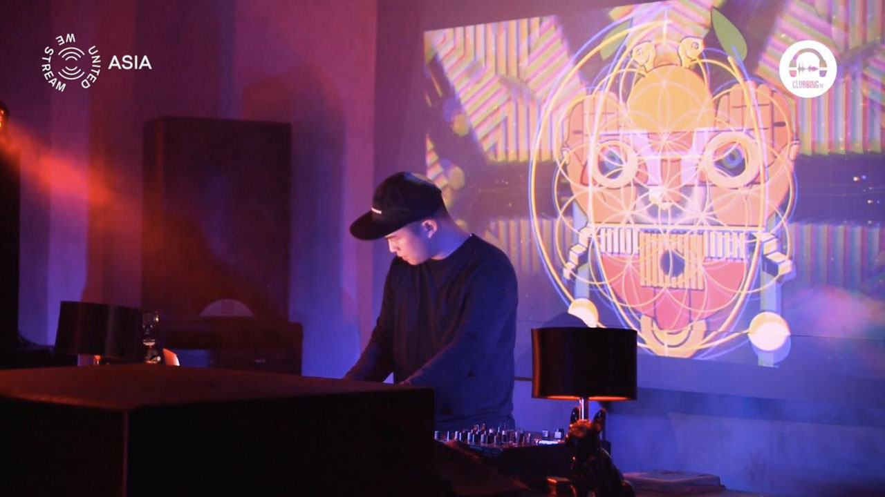 United We Stream Asia #17 Singapore - Somewhere with Intriguant (Live)