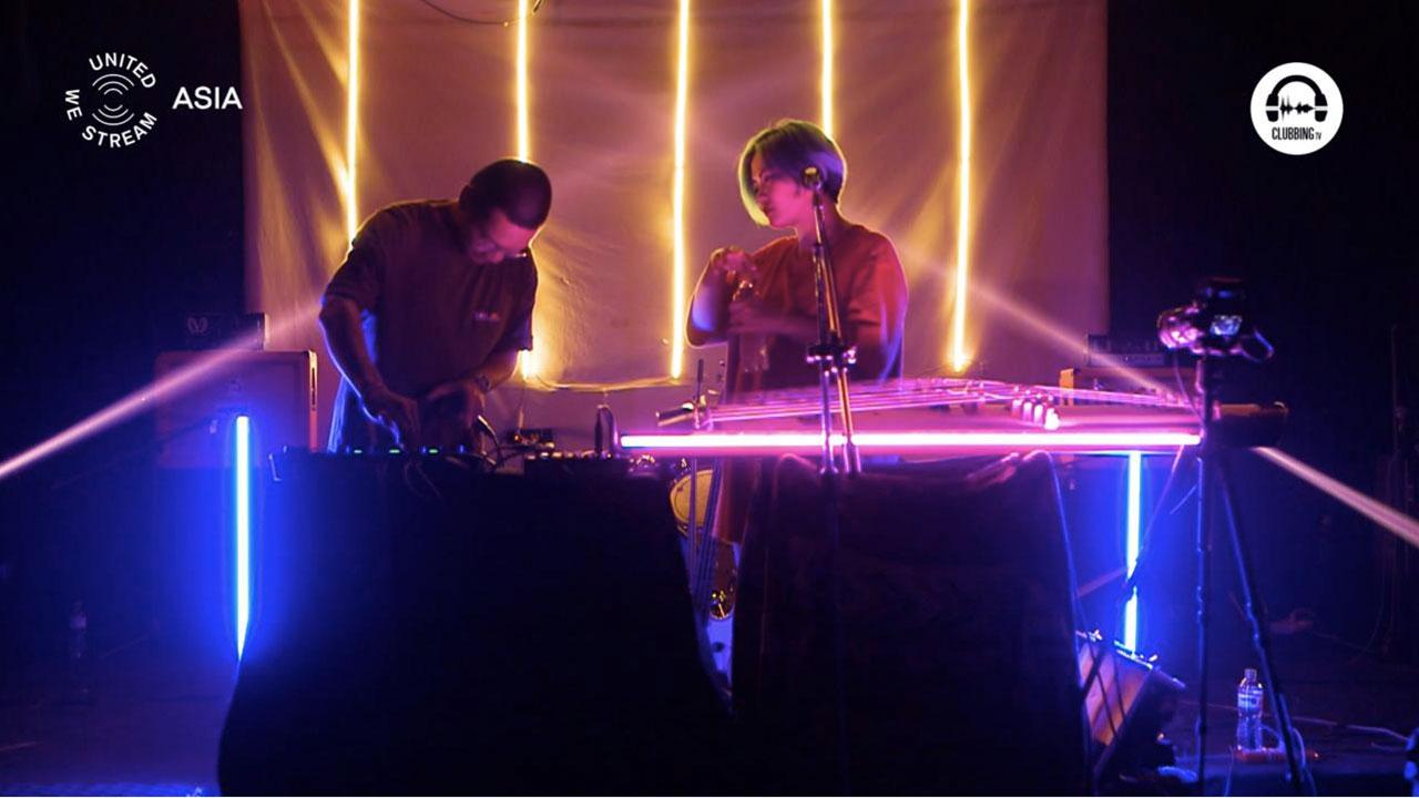 United We Stream Asia #18 Hanoi- Hanoi Rock City with Limebócx (live)