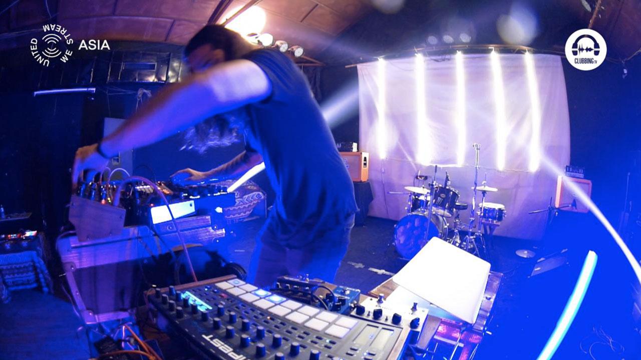 United We Stream Asia #18 Hanoi- Hanoi Rock City with Attiss Ngo (live)