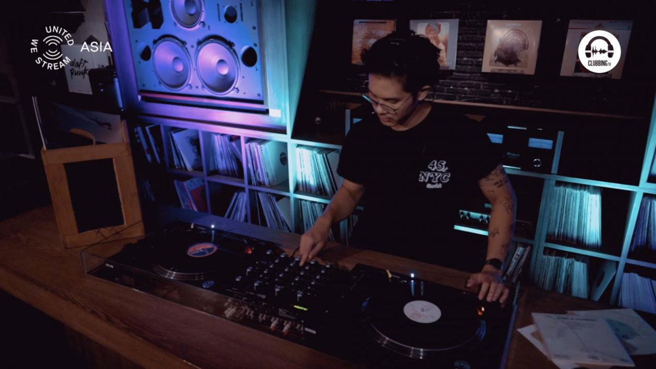 United We Stream Asia #19 Bangkok - Iconic Studio with Wong Echo