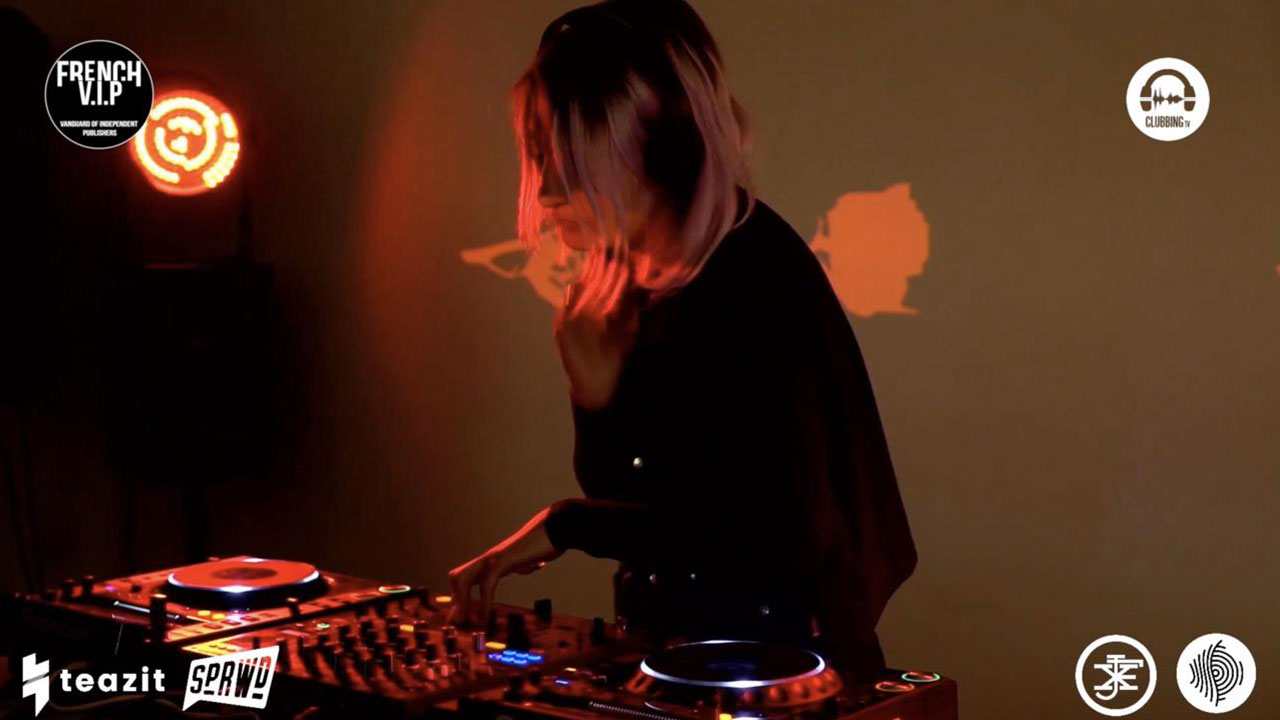 Live DJ Set with Mila Dietrich - French VIP