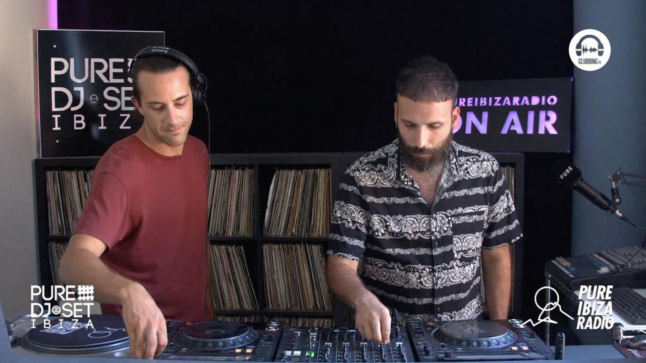 Pure DJ Set Ibiza with Depaart