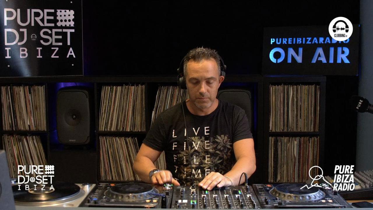 Pure DJ Set Ibiza with Juri Menicucci