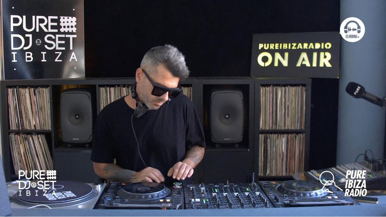 Pure DJ Set Ibiza with Luigi Rossi