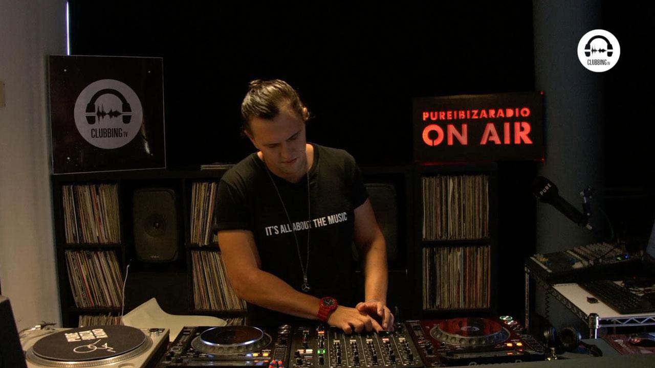 Pure DJ Set Ibiza with MadLo