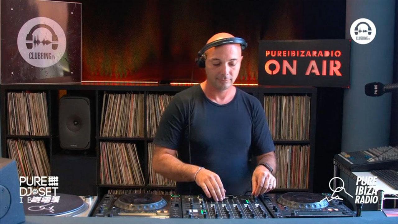 Pure DJ Set Ibiza with Francesco Monti