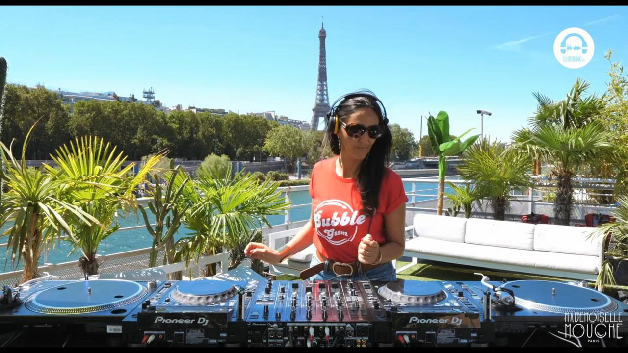 Nataly K @ Mademoiselle Mouche