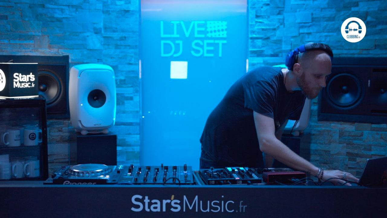 Live DJ Set with Sahalé