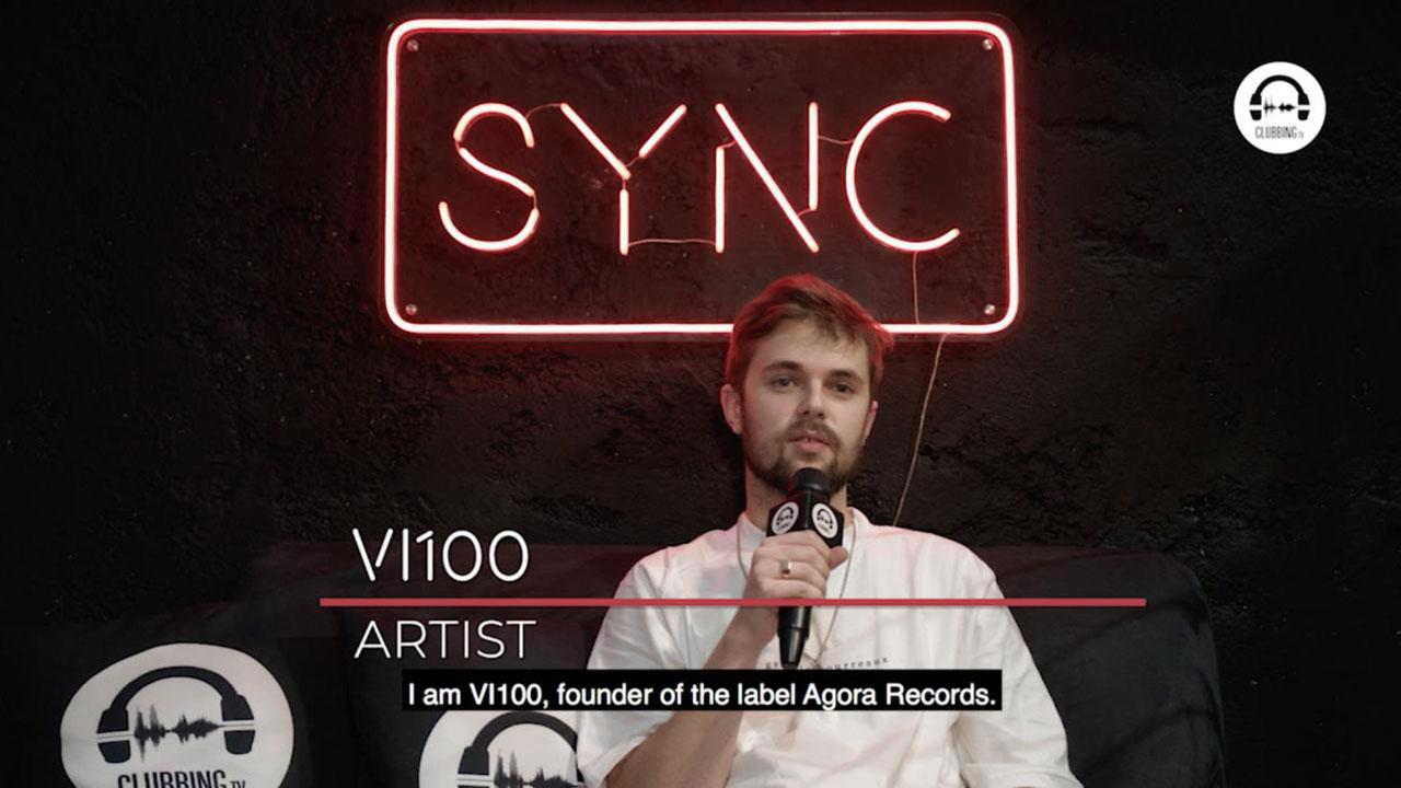 SYNC with VI100 (Agora)
