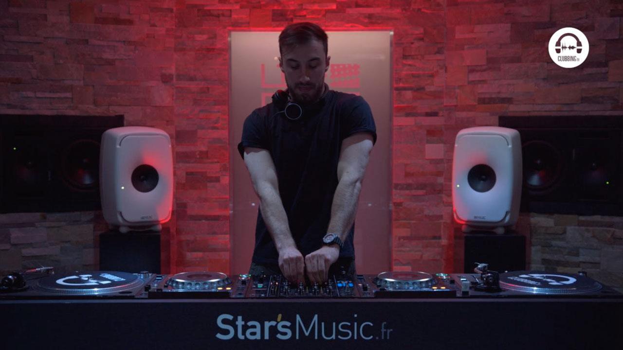 Live DJ Set with Martin Alix
