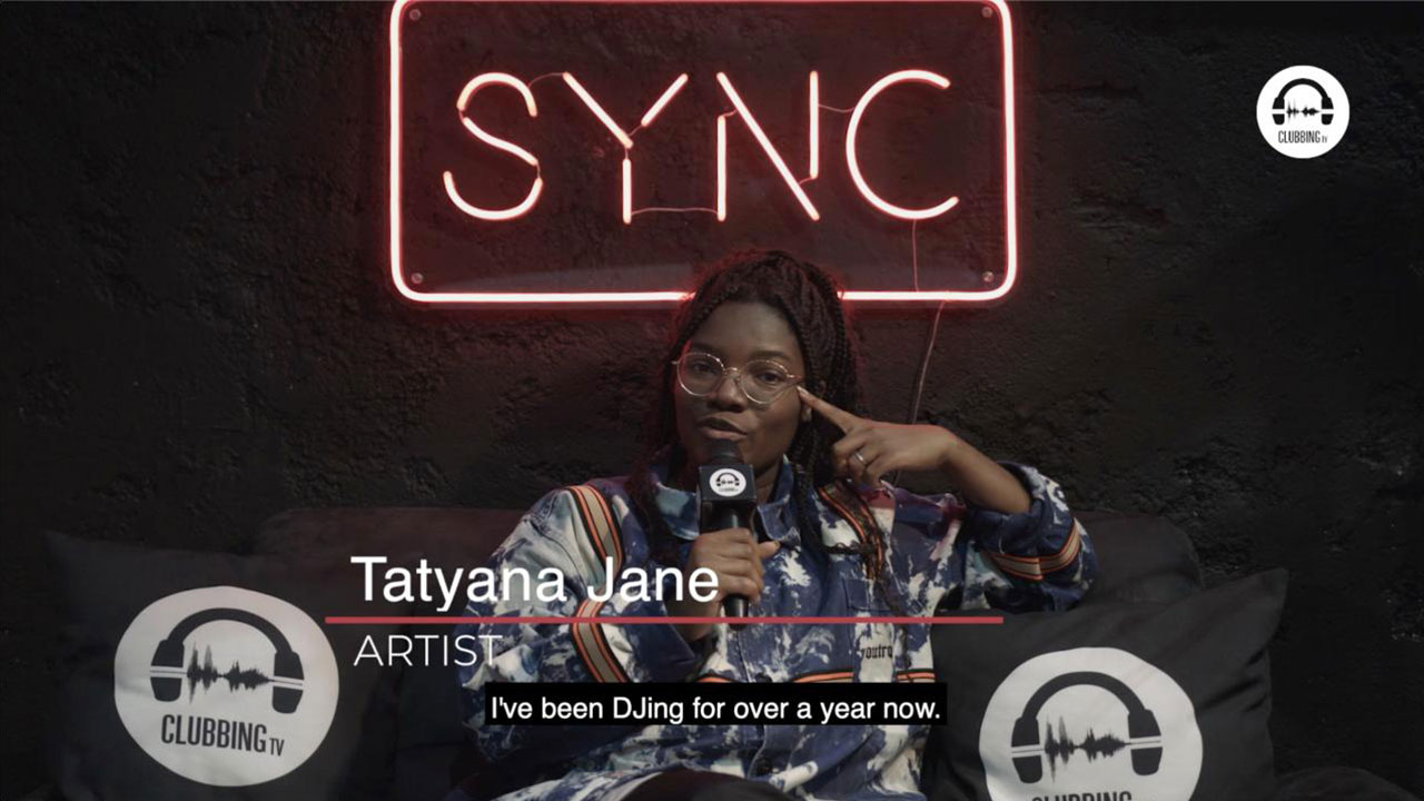 SYNC with Tatyana Jane