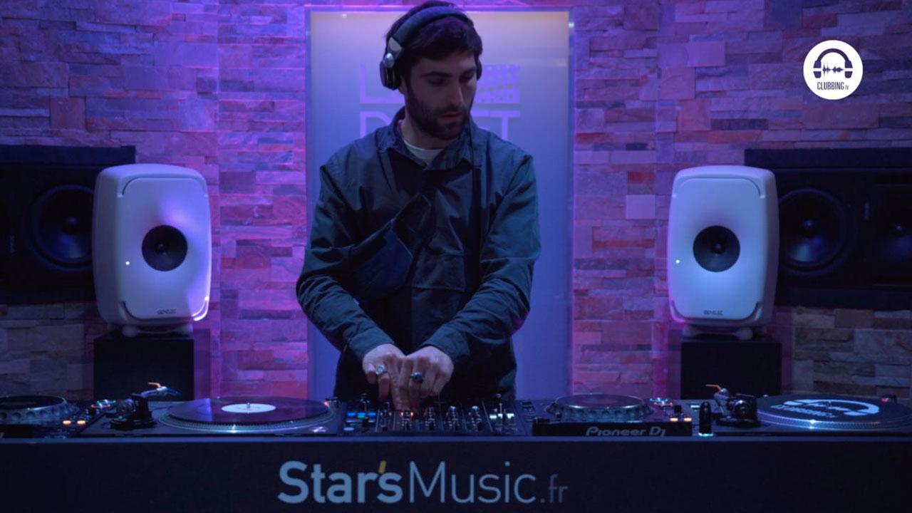 Live DJ Set with Basile de Suresnes - Frappé records