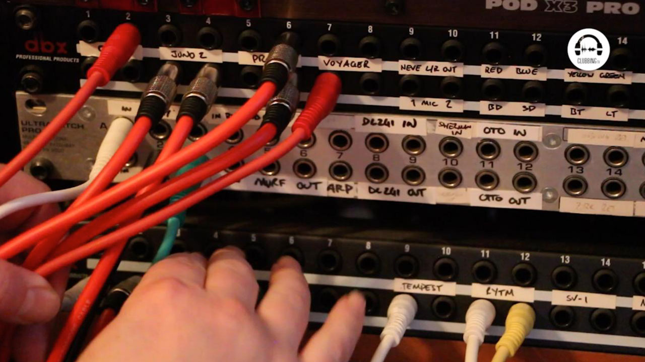 From The Studio - Patchbays