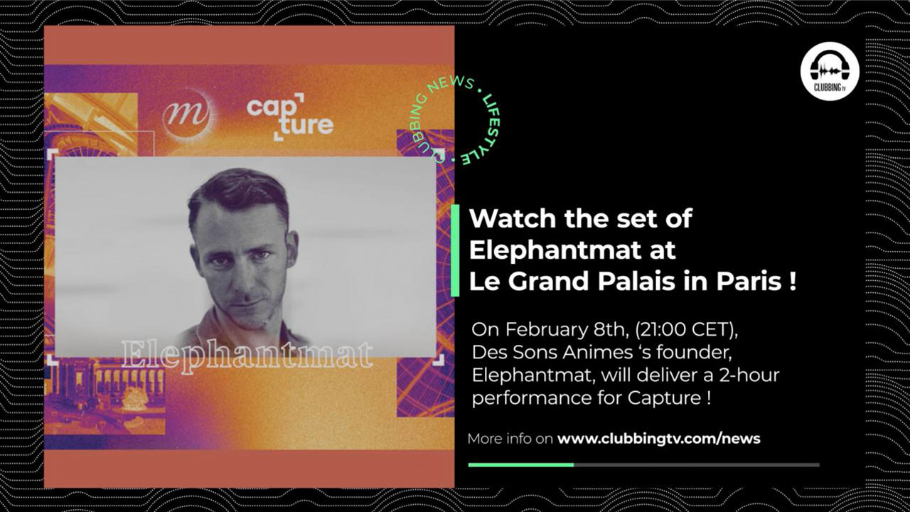 Clubbing News - EP 13 : GusGus, Elephanmat, EXIT festival, Idris Elba...
