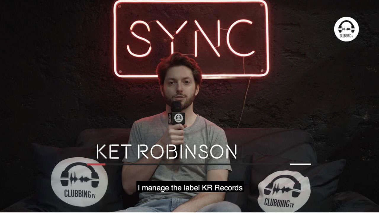 SYNC with Ket Robinson