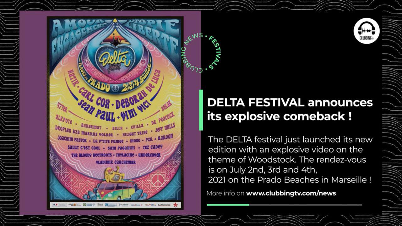 Clubbing News - EP 15 : Delta Festival, Armin Van Buuren, Simina Grigoriu...
