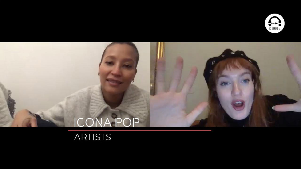 SYNC with Icona Pop