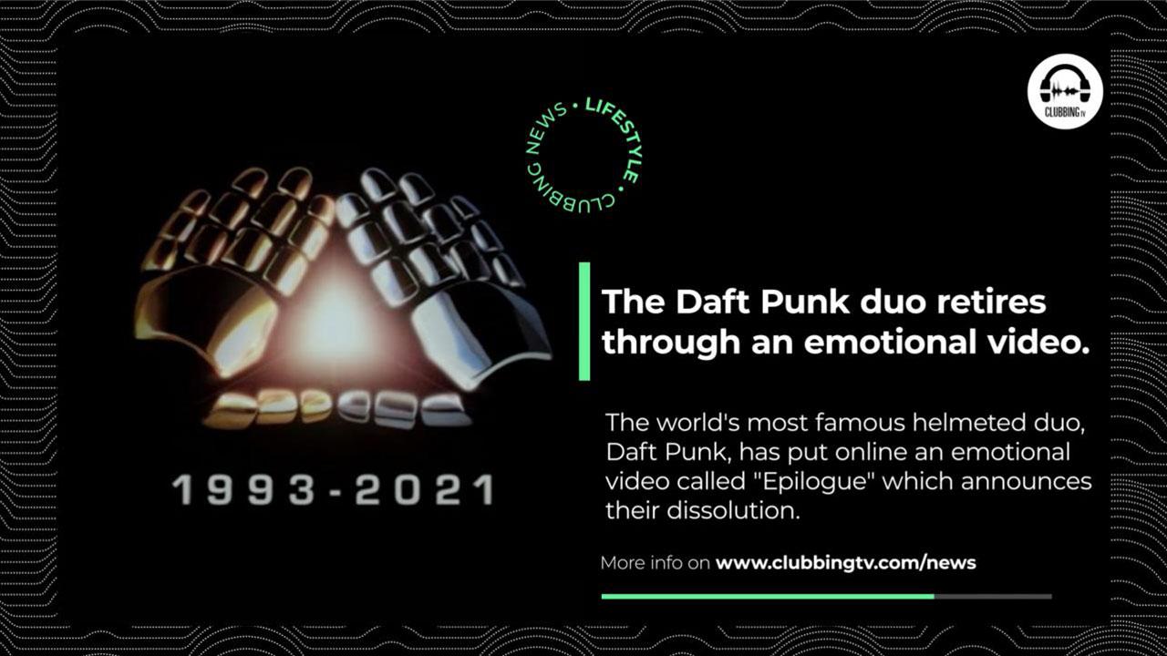 Clubbing News - EP 18 : Daft Punk, Danny Tenaglia, Mako...