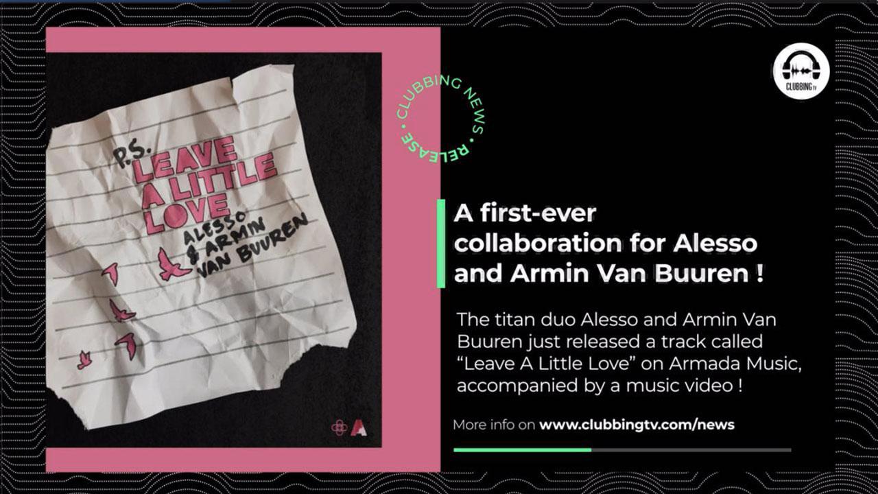 Clubbing News - EP 20 : Alesso ft. Armin, Tujamo, Paarti, ..