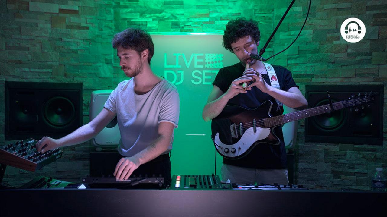 Live DJ Set with Arcimboldo (live)