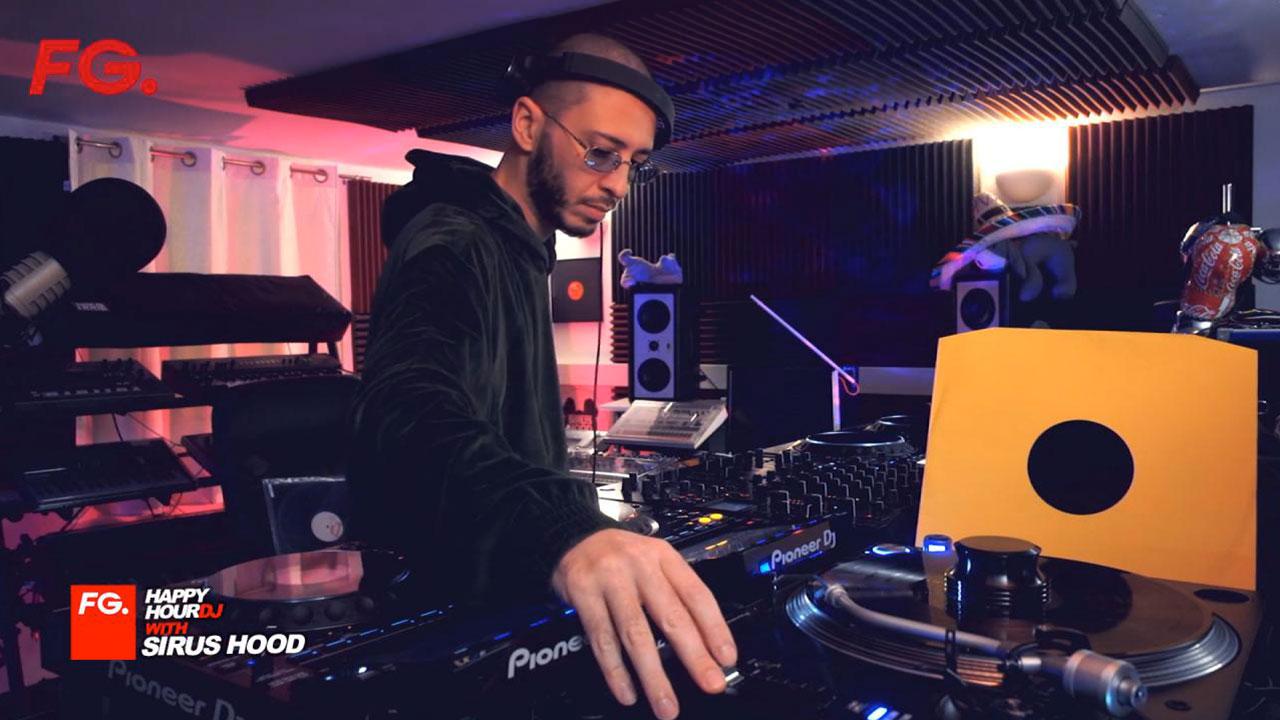 FG   HappyHour DJ with Sirus Hood
