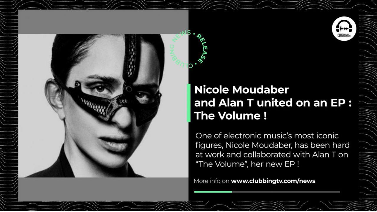 Clubbing News - EP 21 : Nicole Moudaber, Nameless, Eden, Tourism Ibiza, ...