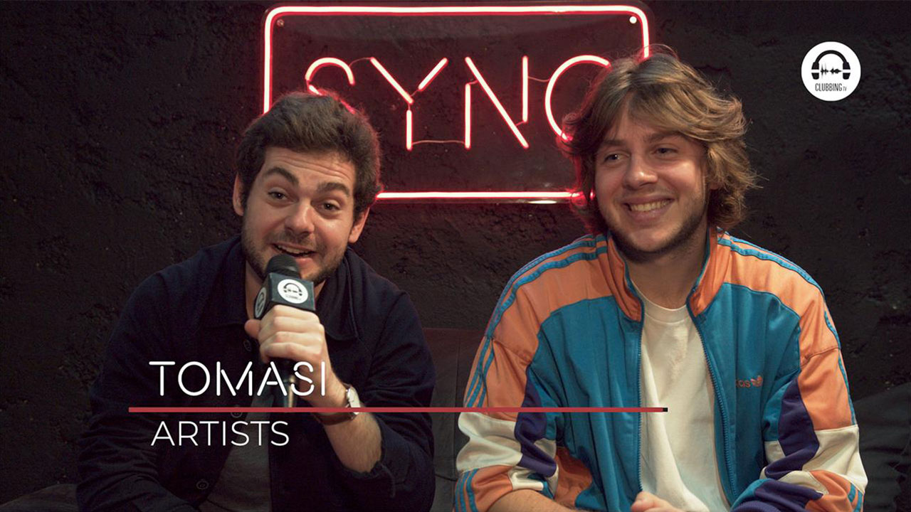 SYNC with Tomasi