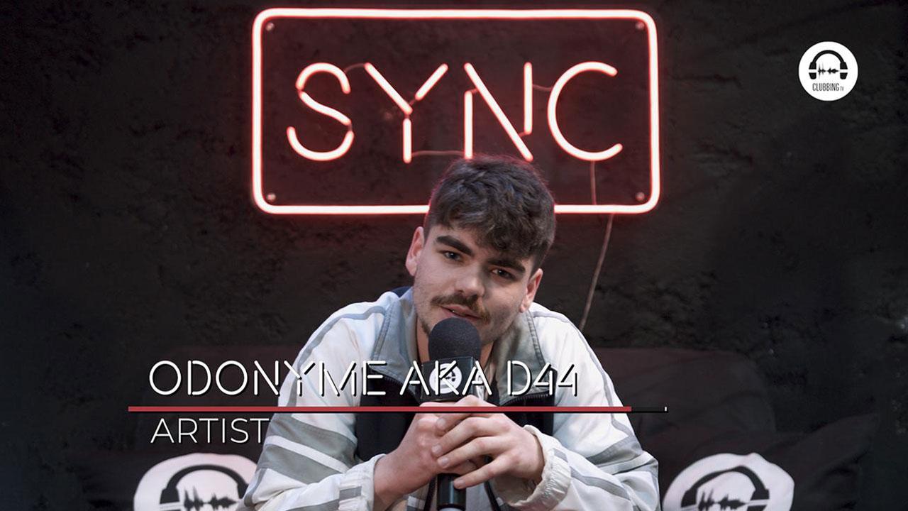 SYNC with Odonyme aka D44